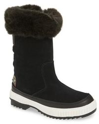 Pajar | Kady Waterproof Insulated Winter Boot With Plush Cuff | Lyst