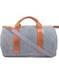 Boarding Pass Voyager Duffle Bag - Multicolor