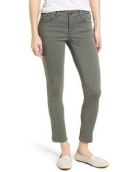 Wit & Wisdom - Ab-solution Ankle Skimmer Jeans - Lyst