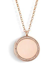 Astley Clarke - 'medium Cosmos' Locket Pendant Necklace - Lyst