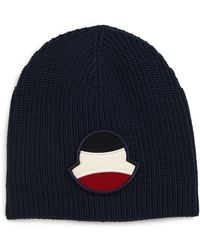 Moncler - Tricot Beanie - Lyst