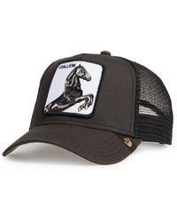Goorin Bros Stallion Trucker Hat - Black