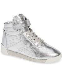 MICHAEL Michael Kors - Addie High Top Sneakers - Lyst