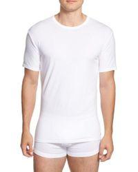 CALVIN KLEIN 205W39NYC - 2-pack Stretch Cotton Crewneck T-shirt - Lyst