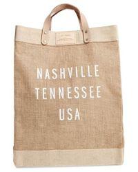 Apolis - Market Bag - - Lyst