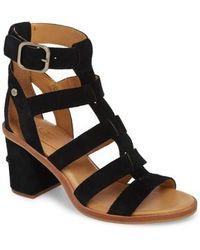 UGG - Ugg Macayla Block Heel Sandal - Lyst