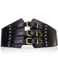 Lovestrength - Josie Corset Belt - Lyst