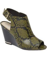 Kenneth Cole Merrick 85 Sandal - Green