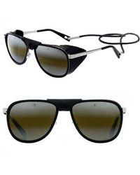 Vuarnet - Glacier Xl 61mm Polarized Sunglasses - - Lyst