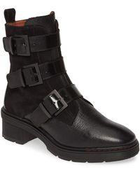 Hispanitas Vali Buckle Boot - Black
