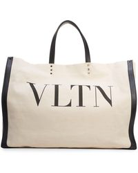 Valentino - Garavani Vltn Shopping Bag - Lyst