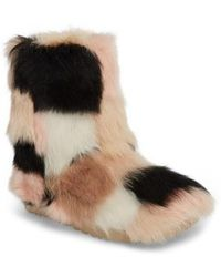 UGG - Ugg Shag It Crazy Genuine Toscana Shearling Classic Bootie - Lyst