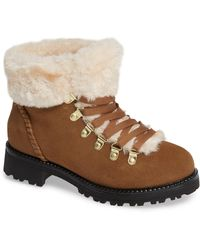 Jack Rogers - Charlie Faux Shearling Lined Bootie - Lyst