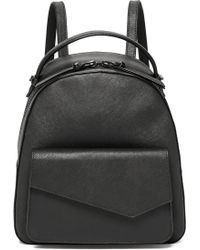 Botkier - Cobble Hill Calfskin Leather Backpack - Lyst
