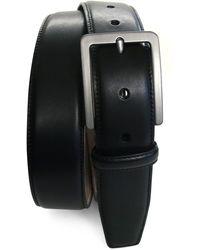 Boconi - Beatty Leather Belt - Lyst