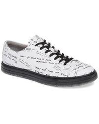 Kenneth Cole - Colvin Low Sneaker - Lyst