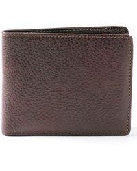 Boconi - Tyler Rfid-blocking Leather Billfold Wallet - Lyst