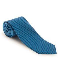 Robert Talbott - Dot Silk Tie - Lyst