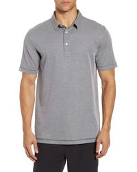 Linksoul Three-button Performance Polo - Gray