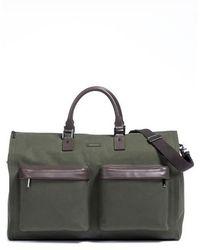 Hook + Albert - Twill Duffel Bag - Lyst