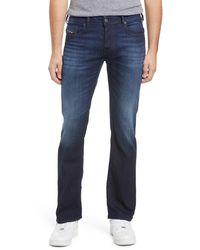 DIESEL Diesel Zatiny-x Bootcut Jeans - Blue