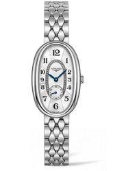 Longines - Symphonette Bracelet Watch - Lyst