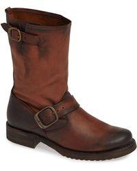 Frye - 'veronica' Short Boot - Lyst