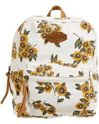 O'neill Sportswear Valley Mini Backpack - Metallic