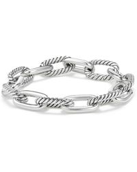 David Yurman Madison Chain Medium Bracelet - Metallic