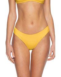 Becca Color Code Bikini Bottoms - Yellow
