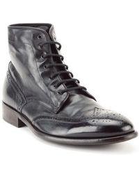 Gordon Rush - Maxfield Wingtip Boot - Lyst
