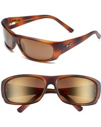 Maui Jim - 'ikaika - Polarizedplus2' 64mm Sunglasses - - Lyst