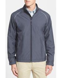 Cutter & Buck - 'beacon' Weathertec Wind & Water Resistant Jacket - Lyst