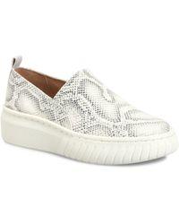 Söfft Söfft Potina Slip-on Sneaker - White