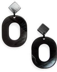BP. - Geometric Statement Earrings - Lyst