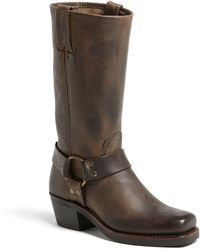 Frye 'harness 12r' Leather Boot - Multicolour