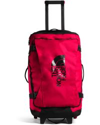 The North Face Rolling Thunder 30-inch Wheeled Duffle Bag - Multicolour