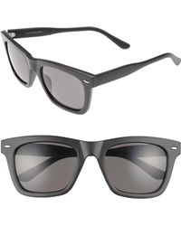 31c1d01a5c9 Lyst - Nordstrom 1901 Julian 55mm Square Sunglasses in Brown for Men