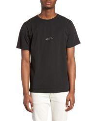Saturdays NYC - Gotham T-shirt - Lyst