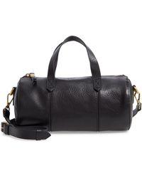 Madewell - The Mini Transport Duffle Bag - Lyst