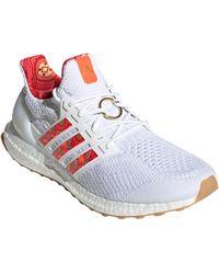 adidas Ultraboost Running Shoe - Multicolor
