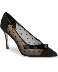 Kate Spade - Lasalle Pointy Toe Pump - Lyst