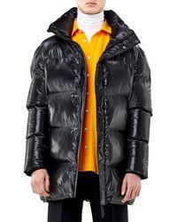 Rains - Waterproof Puffer Coat - Lyst