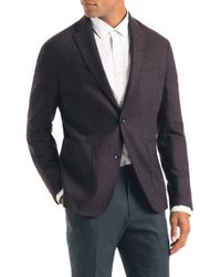 Good Man Brand - Downtown Trim Fit Stretch Wool Blend Sport Coat - Lyst