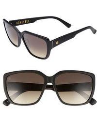 Electric - Honey Bee 60mm Mirrored Sunglasses - Lyst