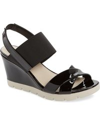 The Flexx Get Over It Wedge Sandal