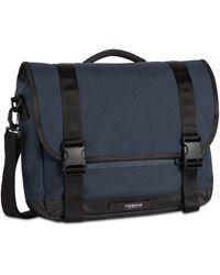 Timbuk2 Water Resistant Commute Messenger Bag - Blue