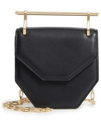 M2malletier | Mini Amor Fati Single Calfskin Leather Shoulder Bag | Lyst