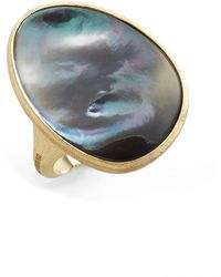 Marco Bicego - Lunaria Mother Of Pearl Ring - Lyst
