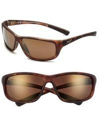 Maui Jim   'spartan Reef - Polarizedplus2' 64mm Sunglasses   Lyst